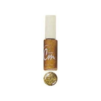 Lechat Cm Nail Art Paint - Gold Glitter 19