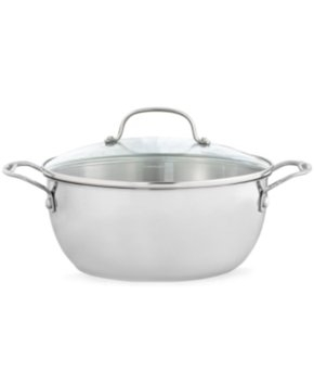 Cuisinart Chef's Classic Stainless Steel 5.5-qt. Multi-Pot