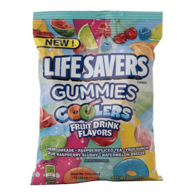 LifeSavers Gummies Fruit Drink Flavors Coolers Peg