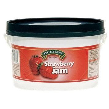 Duerrs Duerr's English Traditional Strawberry Jam, 3-Kilogram Tub