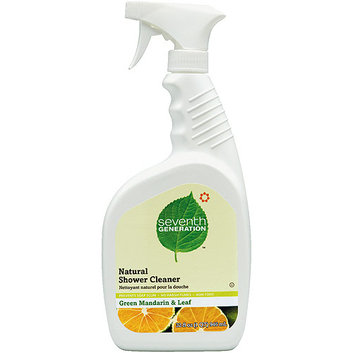 Seventh Generation Green Mandarin and Leaf Natural Shower Cleaner