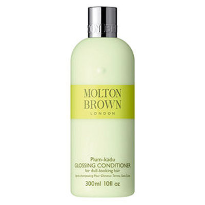 Molton Brown Shine-boosting conditioner with plum-kadu