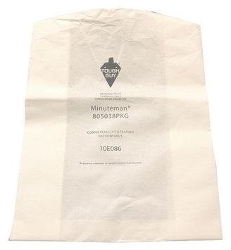 TOUGH GUY 10E086 Filter Bag,2-Ply, PK12