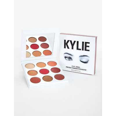 Kylie Cosmetics℠ By Kylie Jenner Eyes The Burgundy Palette | Kyshadow
