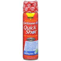 Cortizone 10 Quick Shot 360?? Continous Spray with Healing Aloe
