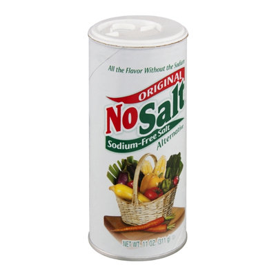 No Salt Sodium-Free Salt Alternative Original