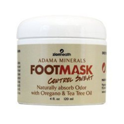 Zion Health FootMask Anti Fungal Remedy 4 Ounces