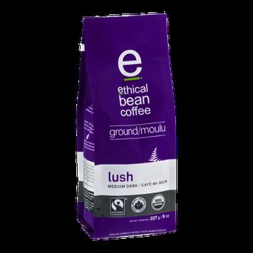 Ethical Bean Coffee Ground Lush Medium Dark