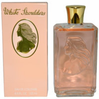 White Shoulders 4.5 oz splash for women by Parfums International 3297A