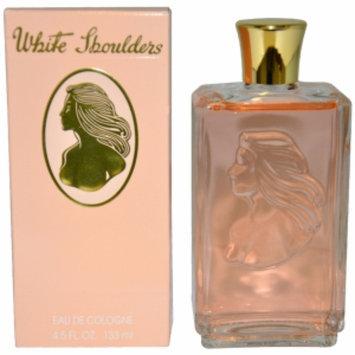 White Shoulders 4.5 oz splash for women by Parfums International 3297A
