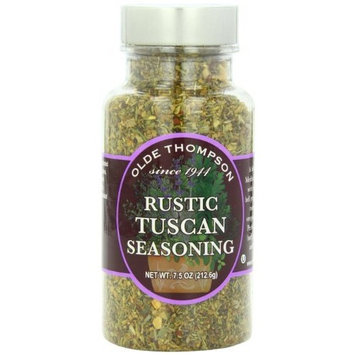 Olde Thompson e Thompson Rustic Tuscan Seasoning, 7.5-Ounce (Pack of 3)