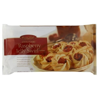 Maurice Lenell Raspberry Jelly Swirls, 8.5-Ounce (Pack of 6)