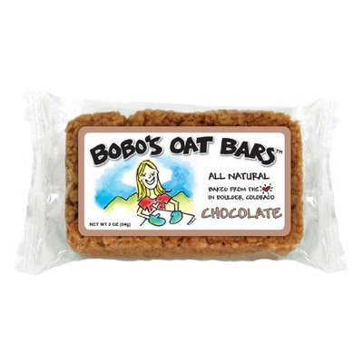 Bobo's Oat Bars All Natural, Chocolate, 3-Ounce Packages (Pack of 12)
