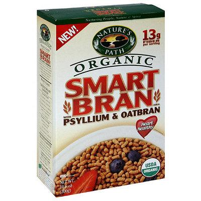 Nature's Path Smartbran Cereal With Psyllium & Oatbran, 10.6 oz (Pack of 6)