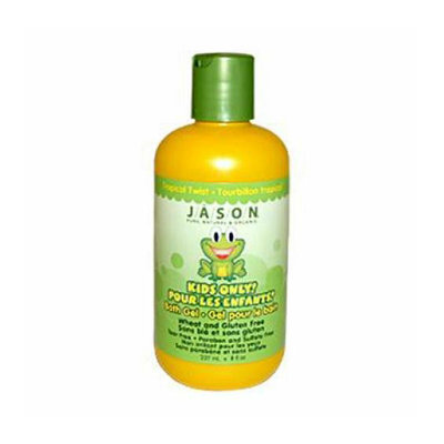 Jason Natural Products/Hain Celestial Group, Inc Jason Kids Only Bath Gel Tropical Twist 8 fl oz