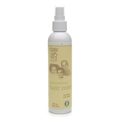 CARA B Naturally Moisturizing Hair Mist for Baby and Child