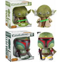 Funko Star Wars Fabrikations 2-Pack, Yoda and Boba Fett