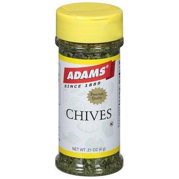 Adams Chives Spice, .21 oz