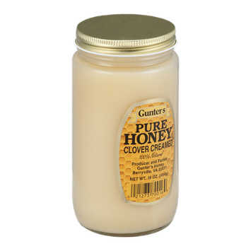 Gunter's Honey Pure Clover Creamed