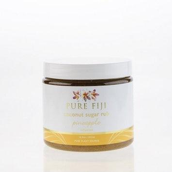 Pure Fiji Spa Pure Fiji Coconut Sugar Rub - Pineapple (15.5 oz)