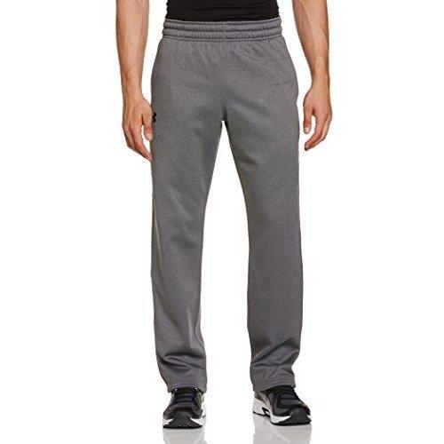 Under Armour Men's Fleece Storm Pants [Black (001), Small]