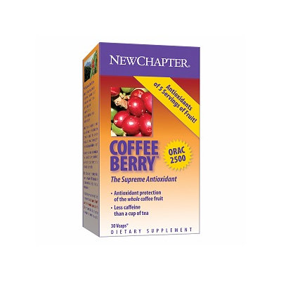 New Chapter Coffeeberry Whole Fruit Concentrate