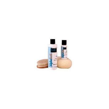 Dermarite Industries AlphaBath Latex Free Shower & Bath Body Oil - 8 Oz