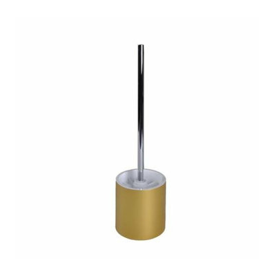 Gedy By Nameeks Gedy YU33-87 Gold Finish Toilet Brush