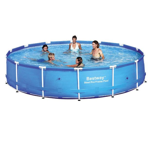 Bestway Steel Frame Pool