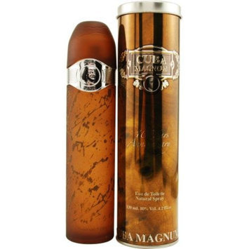 Cuba Magnum Black Eau de Toilette Spray