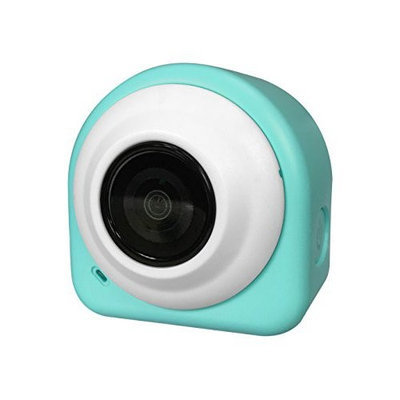 Vupoint Lifecam SDV-G857 Digital Camcorder - Full HD - Blue, Turquoise