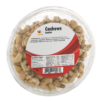 Ahold Cashews Unsalted