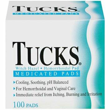 Tucks Hemorrhoidal Pads With Witch Hazel
