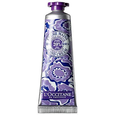 L'Occitane Hand Creams Subtle Violet 1 oz