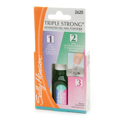Sally Hansen Triple Strong Advanced Gel Nail Fortifier