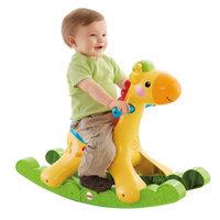 Fisher-Price Rockin' Tunes Giraffe, 1 ea