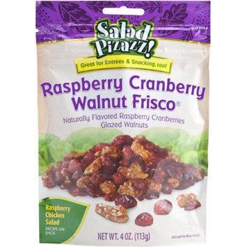 Generic Salad Pizazz! Raspberry Cranberry Walnut Frisco Salad Toppings, 4 oz