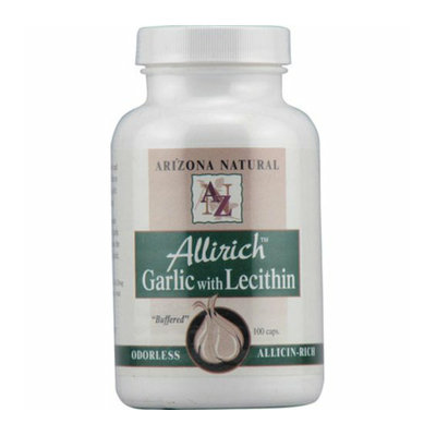 Arizona Natural Resource Allirich Garlic/Lecithin 200 Softgels