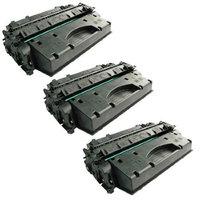 MICR Toner International Renewable Toner © (2 Pack) HP CE505X (05X) Compatible High Yield Toner Cartridges For HP LaserJet Printers: P2055, P2055dn, P2055n, P2055x