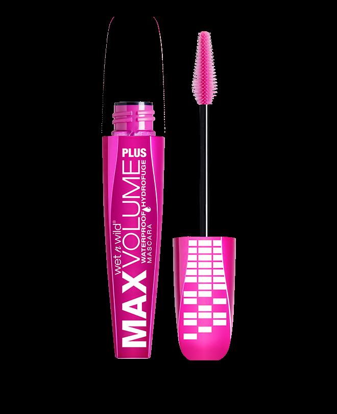 wet n wild MaxVolume Plus Waterproof Mascara
