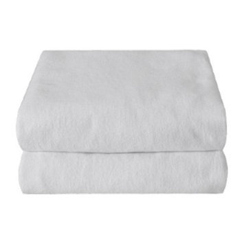 Royal Heritage Cotton Flannel Portacrib Sheets - 2-pk.