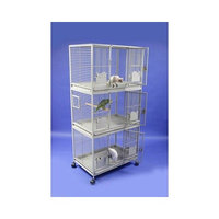 A&e Cage A and E Cage Co. Sanibel Triple Stack Bird Cage