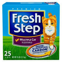 Fresh Step Scoopable Clumping Cat Litter