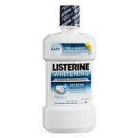 LISTERINE Whitening REFRESH Freshening Whitening Rinse