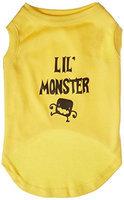 Ahi Lil Monster Screen Print Shirts Yellow Lg (14)