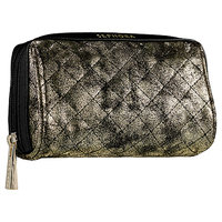 SEPHORA COLLECTION The Escaper - Small Cosmetic Bag - Gold Star 3.30