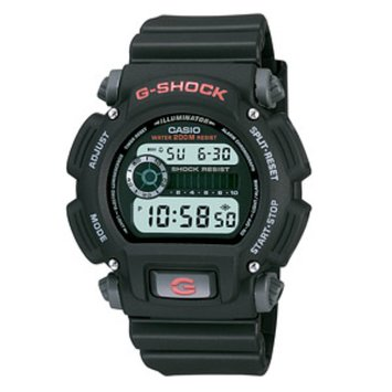 Casio Men's Watch G Shock 200M Water Resistant Stopwatch, 1 ea