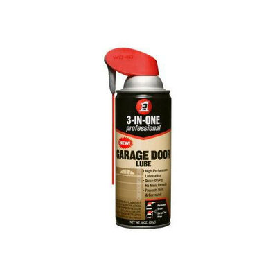 WD-40 3-IN-ONE Professional Garage Door Lubricant 11 oz. Can