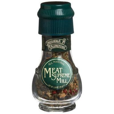 Drogheria & Alimentari All Natural Spice Grinder Meat Supreme, 1.58-Ounce Jars (Pack of 3)