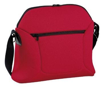 Peg-perego Borsa Soft Diaper Bag Color: Flamenco